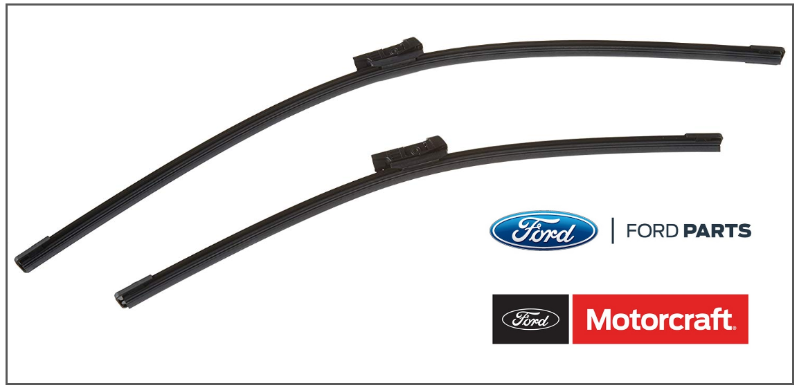 2007-2015 Mondeo MK4 Estate Bosch Front Wiper Blades With XtremeAuto Rear Screen Blade