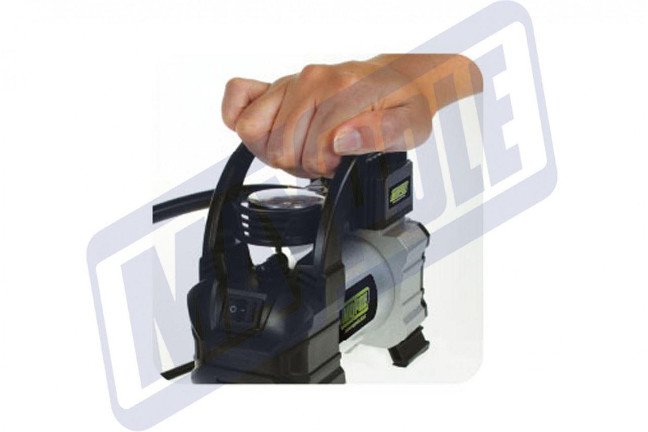 MP7952 12V 4X4 rápido análogo de Metal Bomba Infladora De Compresor De Aire