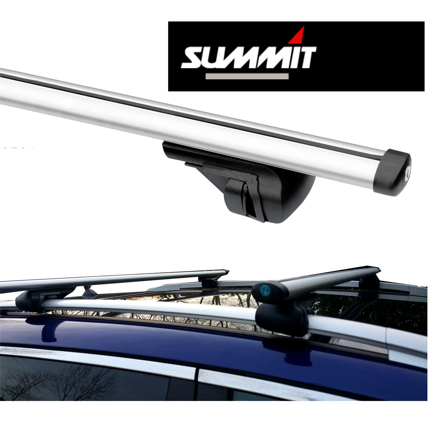 Vauxhall Antara 5 door 07-13 Summit roof bars for cars with running rails