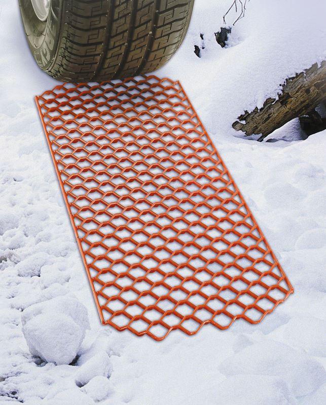 Anti-Slip Pair Summit Snow Grabber Mat Heavy Duty