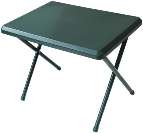 New Resin Folding Camping Coffee Wine Side Table Low
