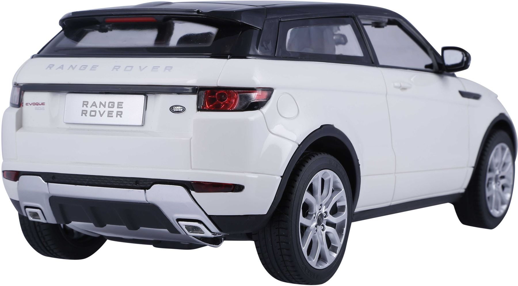 Official Licensed Rc Range Rover Evoque Car Remote Control 1 14 Scale Red White Ebay