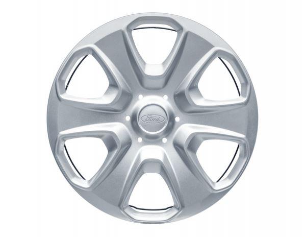 genuine ford fiesta mk7 2008 2014 15 inch wheel trim hub. Black Bedroom Furniture Sets. Home Design Ideas