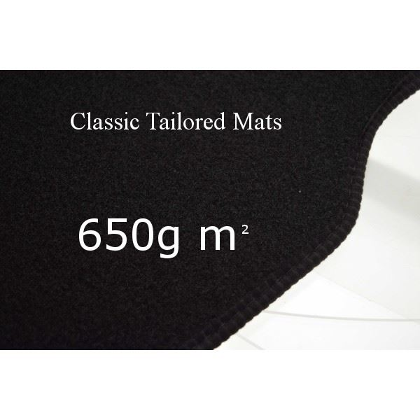 AUDI A5 SPORTBACK Set Of Tailored Carpet Floor Mats Car
