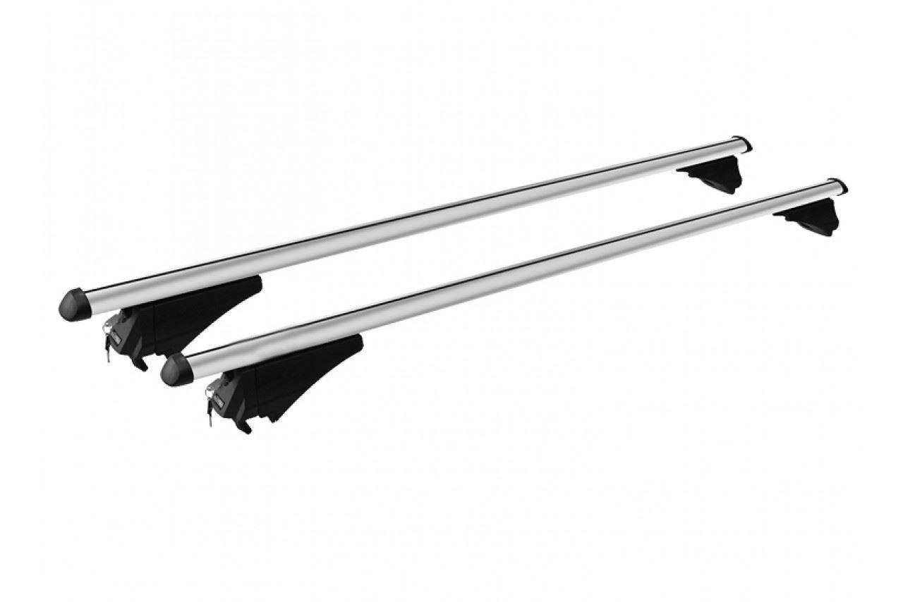 roof rack cross bars aluminum locking fits nissan qashqai