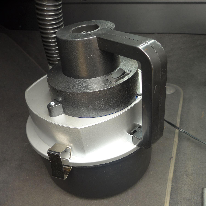12v Car Caravan Wet Dry Vacuum Cleaner Hoover Portable Air Bed Pump Inflator
