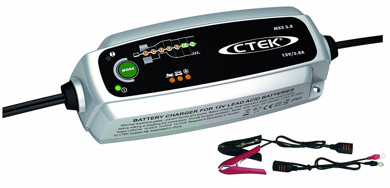new ctek multi mxs 3 8a 12v car bike battery smart trickle. Black Bedroom Furniture Sets. Home Design Ideas