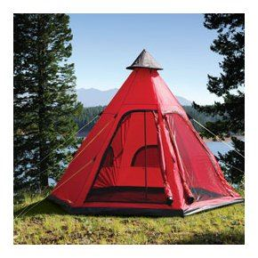 Yellowstone-Teepee-Tipi-Style-4-Man-Berth-Person- & Yellowstone Teepee Tipi Style 4 Man Berth Person Camping Festival ...