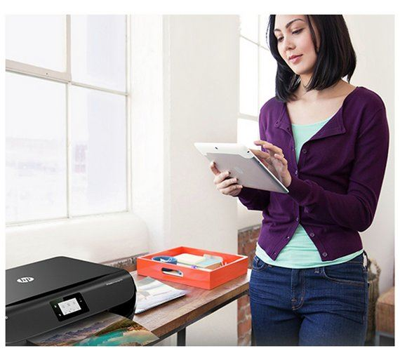 Hp Envy 5010 All In One Wireless Printer Scanner Double