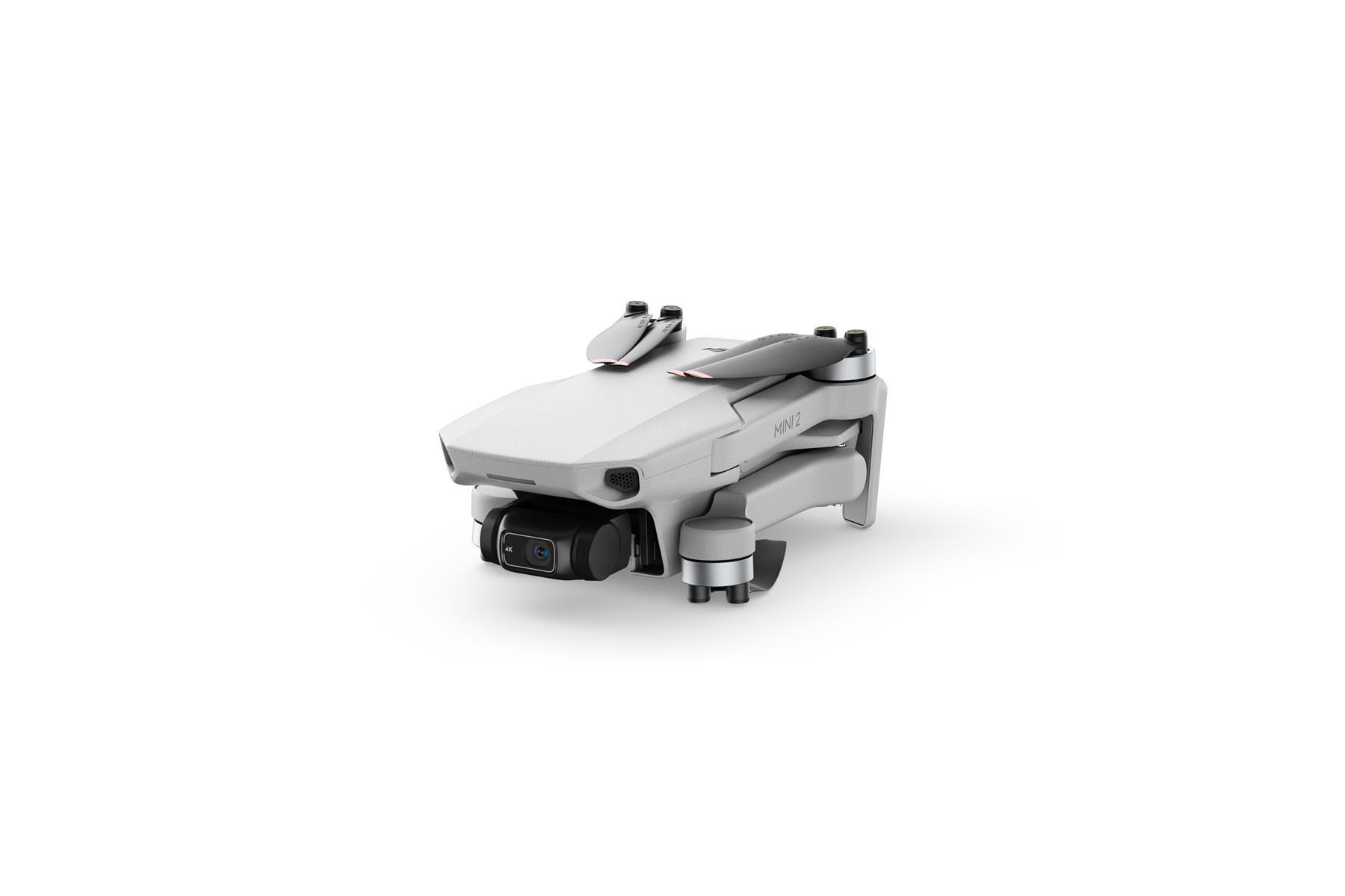 thumbnail 5 - DJI Mini 2 Standard/Combo - Ultralight and Foldable Drone Quadcopter - REFURB