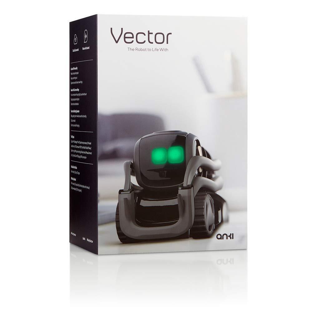 Details about Anki Robotics - Cozmo / Vector - Base Kit / Limited Edition /  Collectors Edition