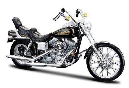 harley-davidson diecast motorcycles series 28 1/18 - diecast