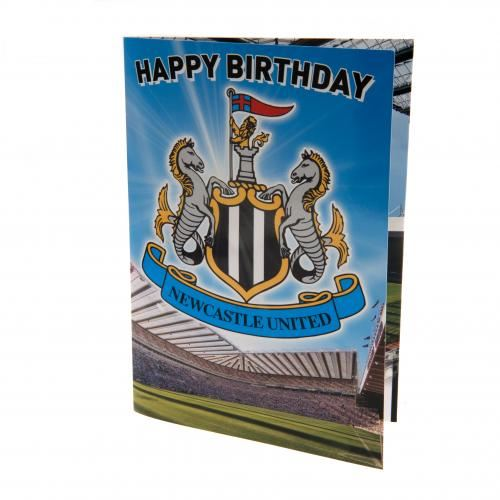 Newcastle United F C Official Football Christmas Father Birthday