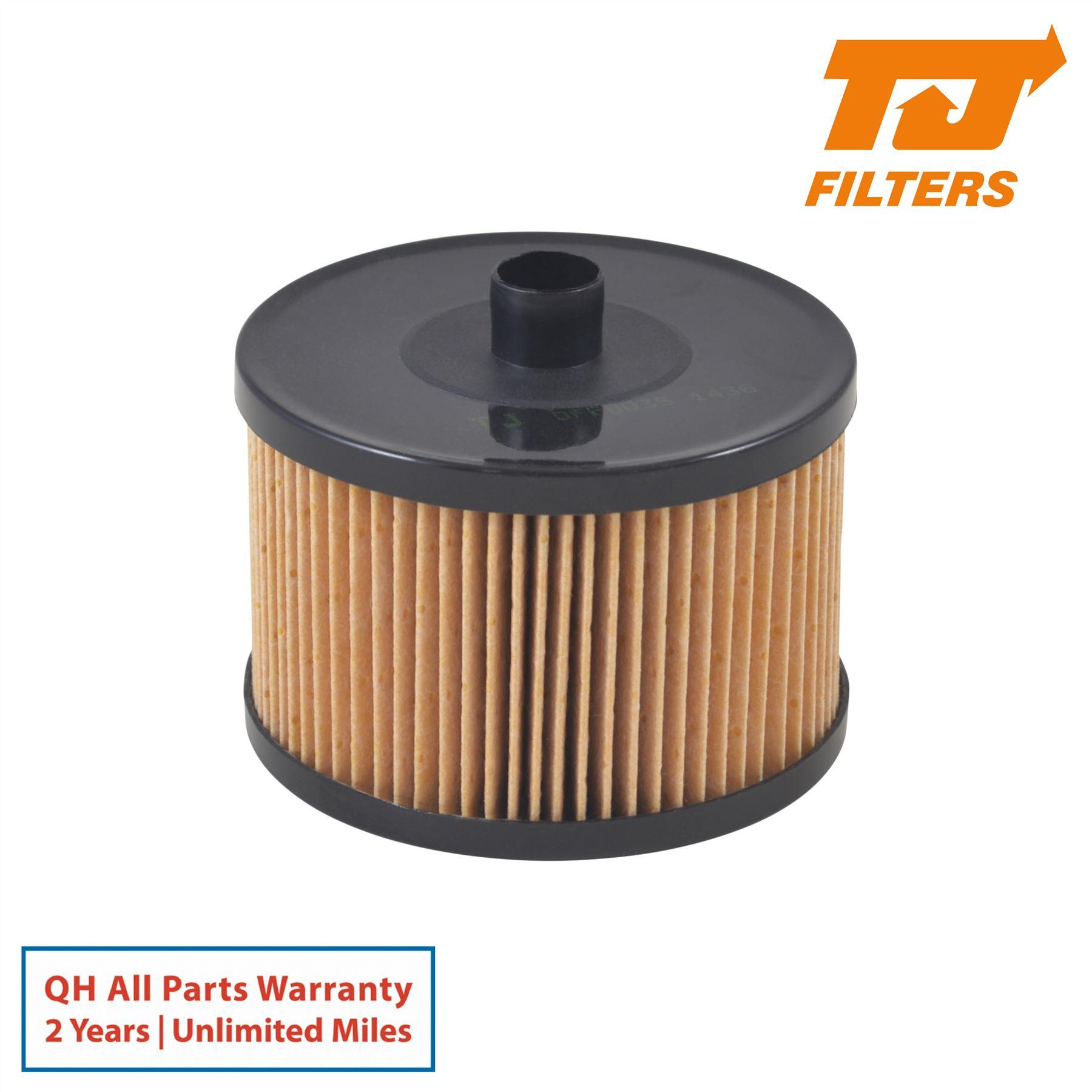 Peugeot 3008 2009-2016 Purflux Fuel Filter Engine Service Replacement Part