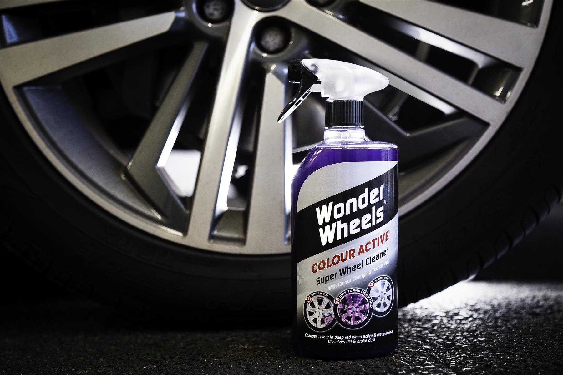 thumbnail 8 - Wonder-Wheels-Colour-Active-Super-Car-Wheel-Cleaner