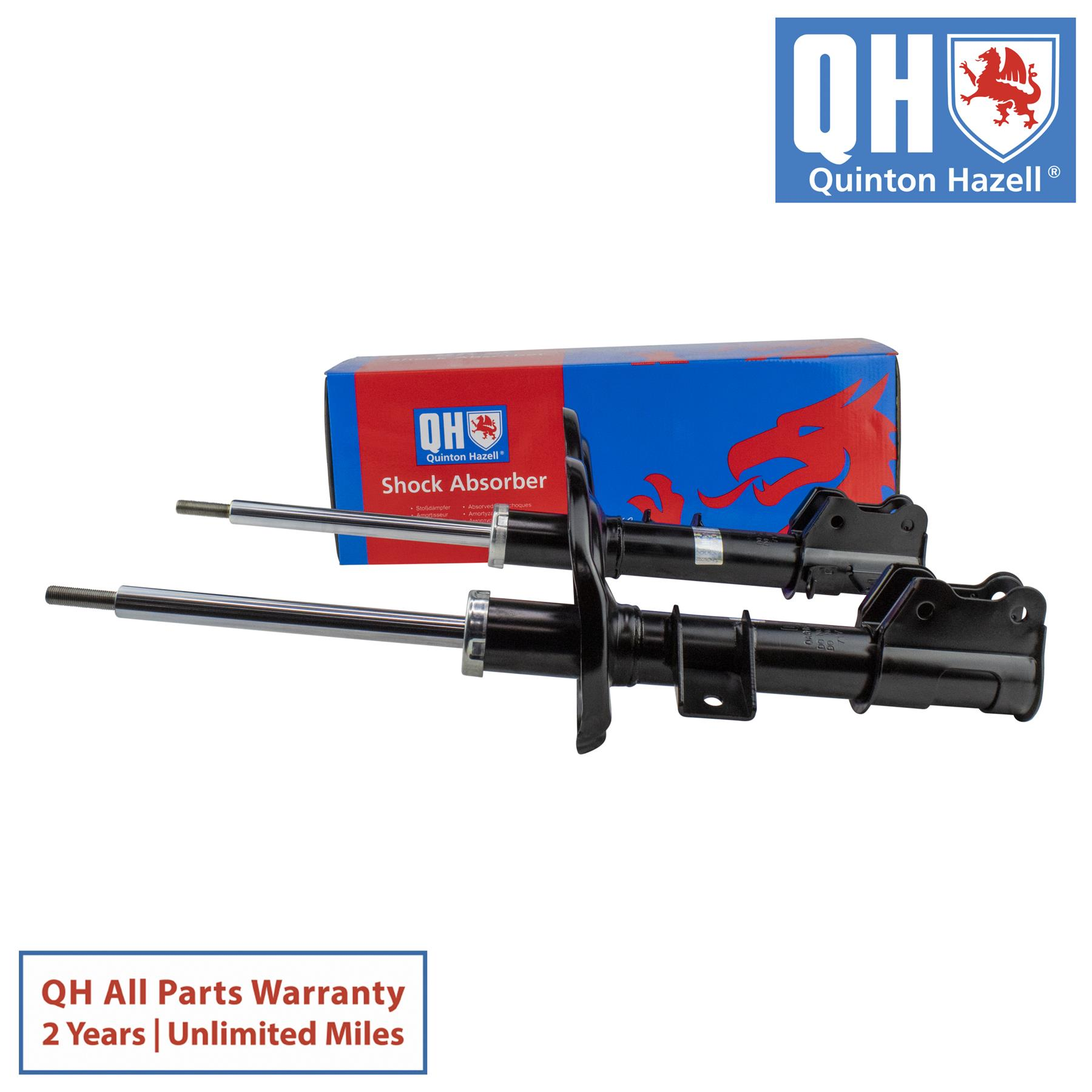 312 FIAT 500 2008-on 0.9 1.2 1.3 1.4 2x NEW FRONT SHOCK ABSORBER TOP MOUNTS
