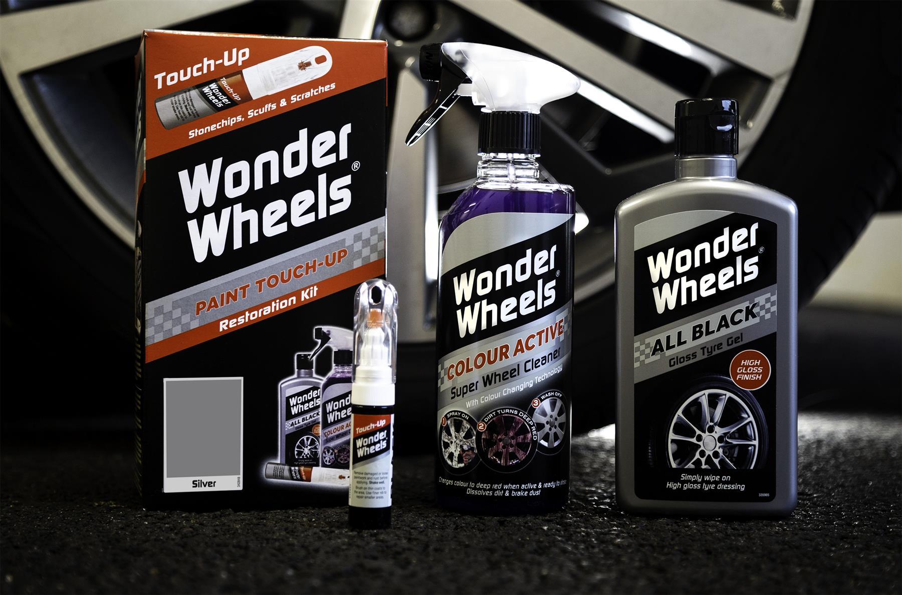 thumbnail 22 - Wonder-Wheels-Paint-Touch-Up-Restoration-Kit