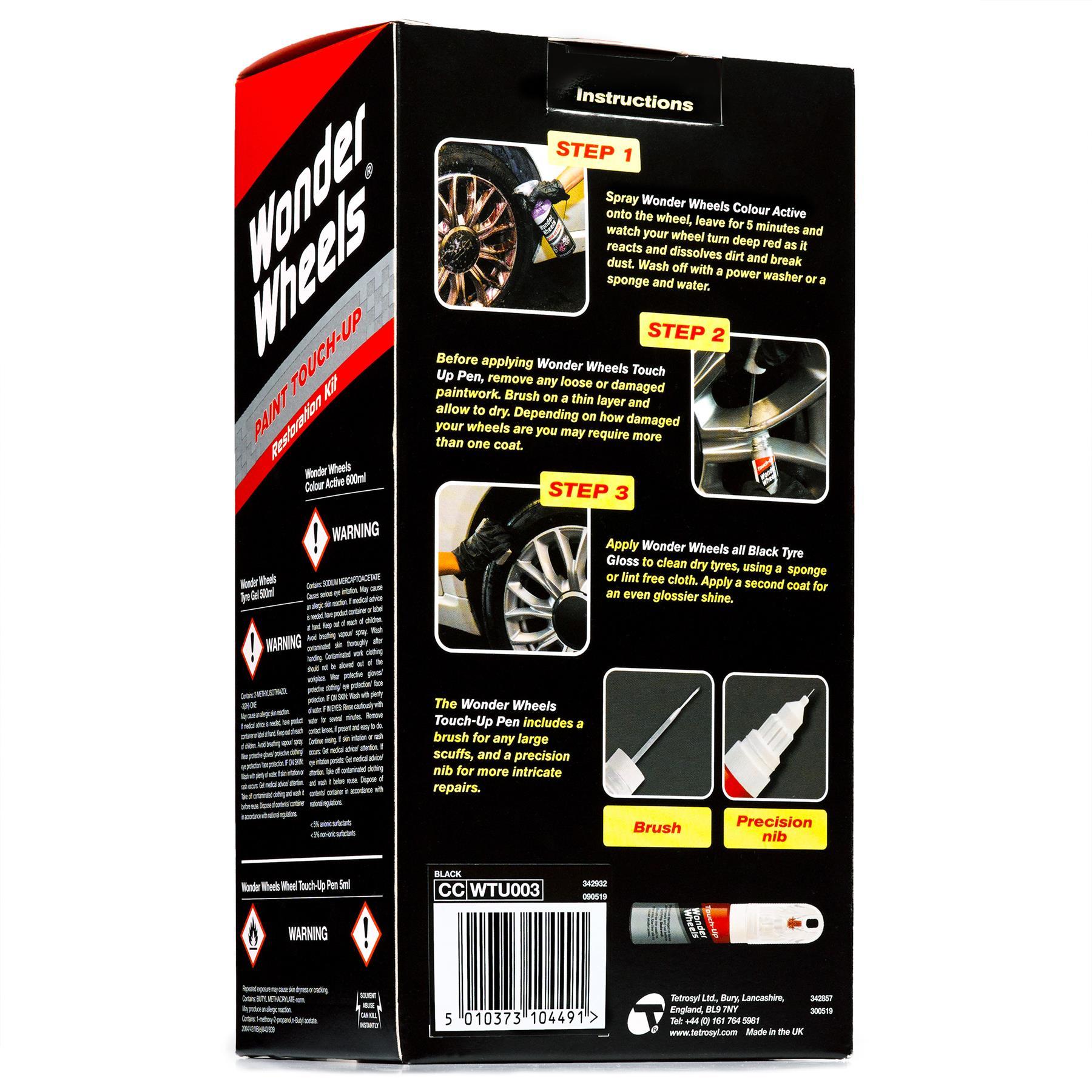 thumbnail 4 - Wonder-Wheels-Paint-Touch-Up-Restoration-Kit