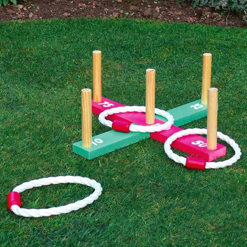 NEW LARGE FAMILY OUTDOOR PARTY GAMES SUMMER BEACH