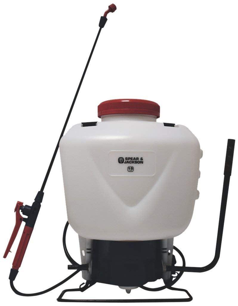 Spear /& Jackson 2Lpaps Pump Action Pressure Sprayer