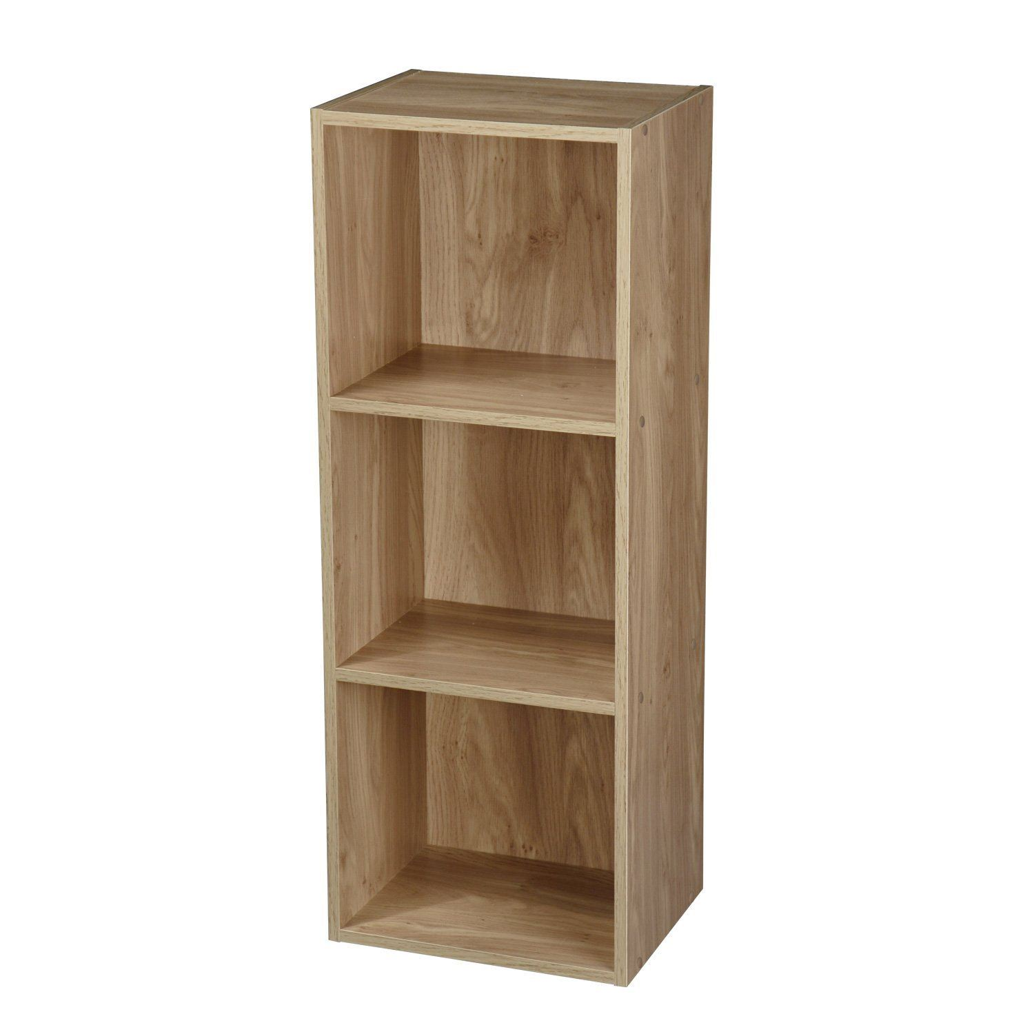 New wooden display storage units furniture shelve white for Furniture 2 u