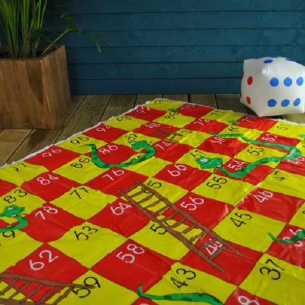 NEW LARGE FAMILY OUTDOOR PARTY GAMES SUMMER BEACH BBQ