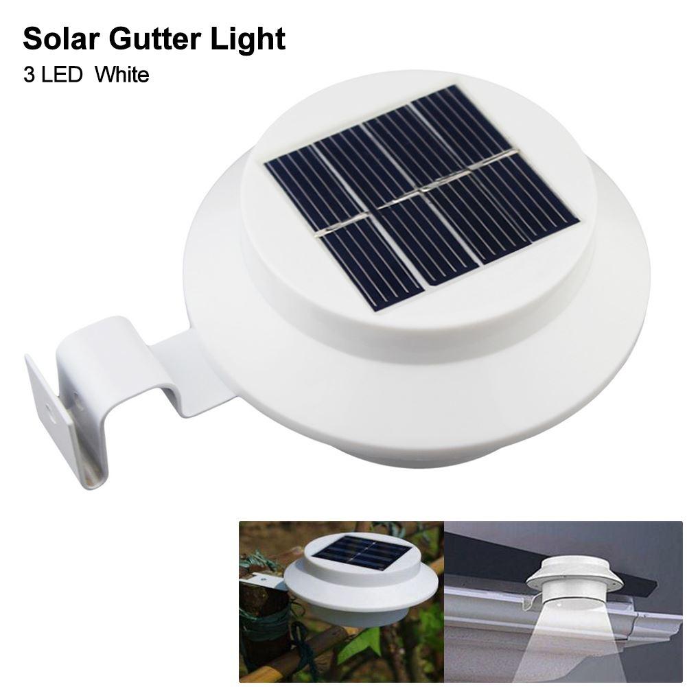 Solar Led Pir Sensor Motion Wall Lights Patio Yard Outdoor