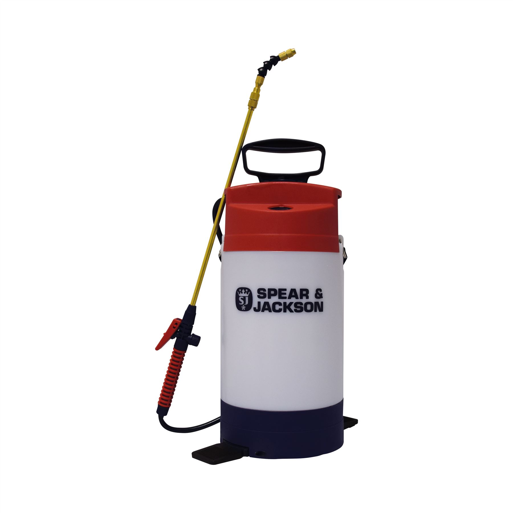 Spear /& Jackson Car Spray Garden Pump Action Pressure Sprayer 5 Litre