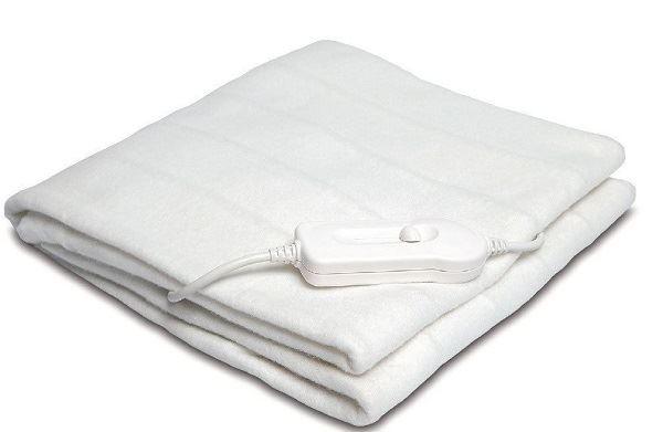 Washable Heated Blanket Single Double King Eletric Under