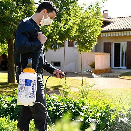 thumbnail 9 - Hozelock  1.25L/ 5L/10L Litre Killaspray Multipurpose Pressure Sprayer Washer