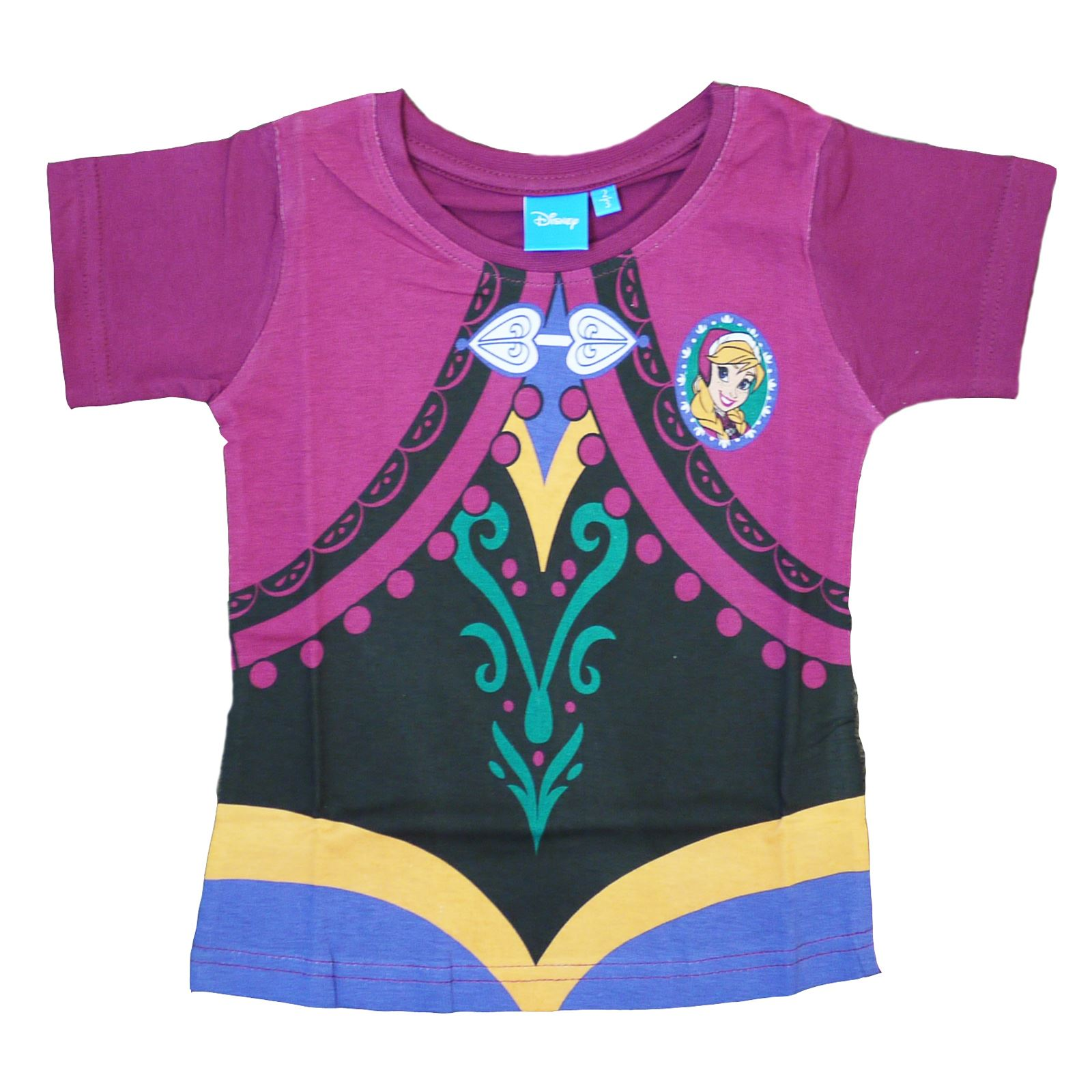Official Disney Princess Frozen Kids Girls T Shirt