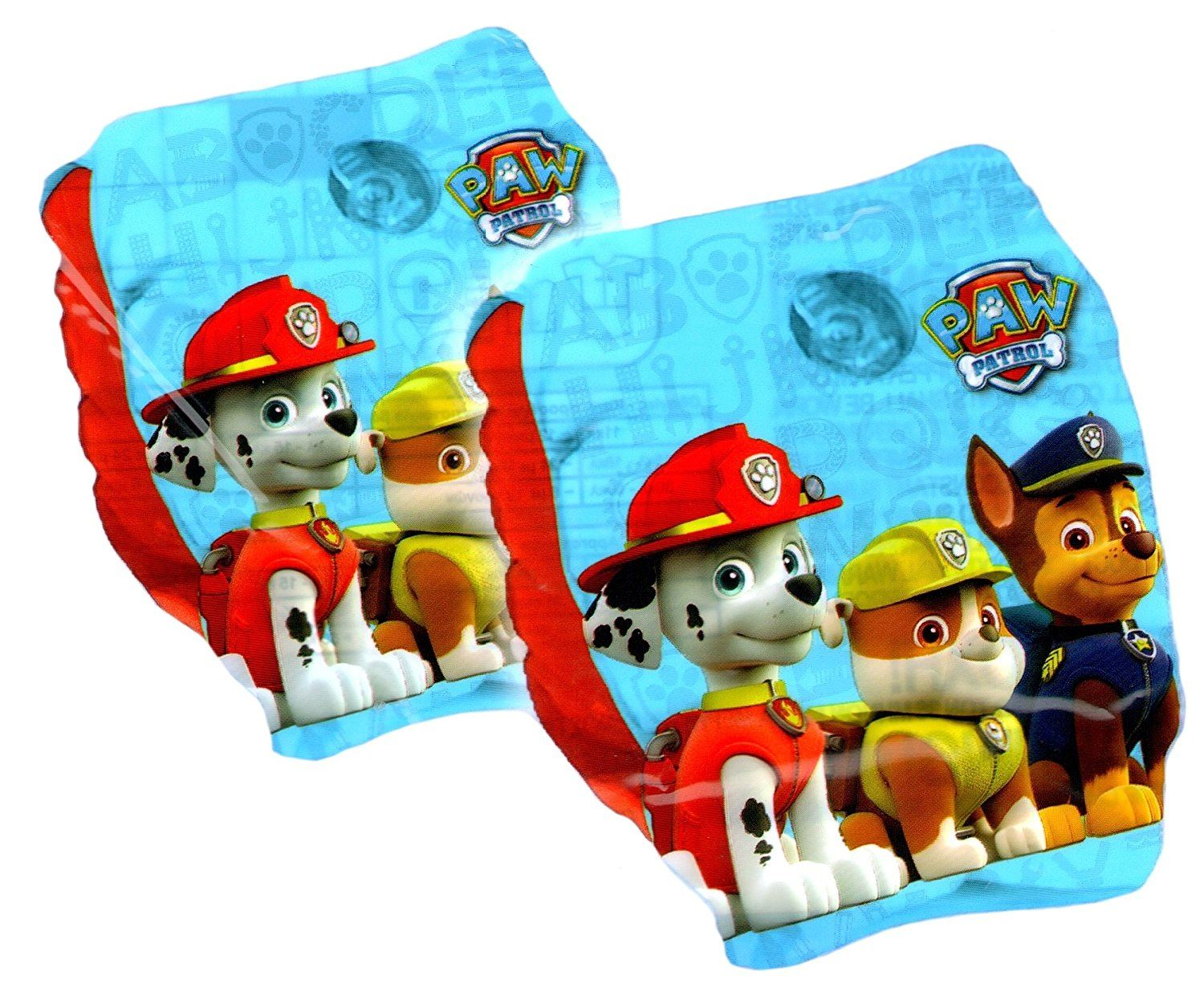 Paw Patrol Kids Inflatable Swimming Pool Arm Bands Ring