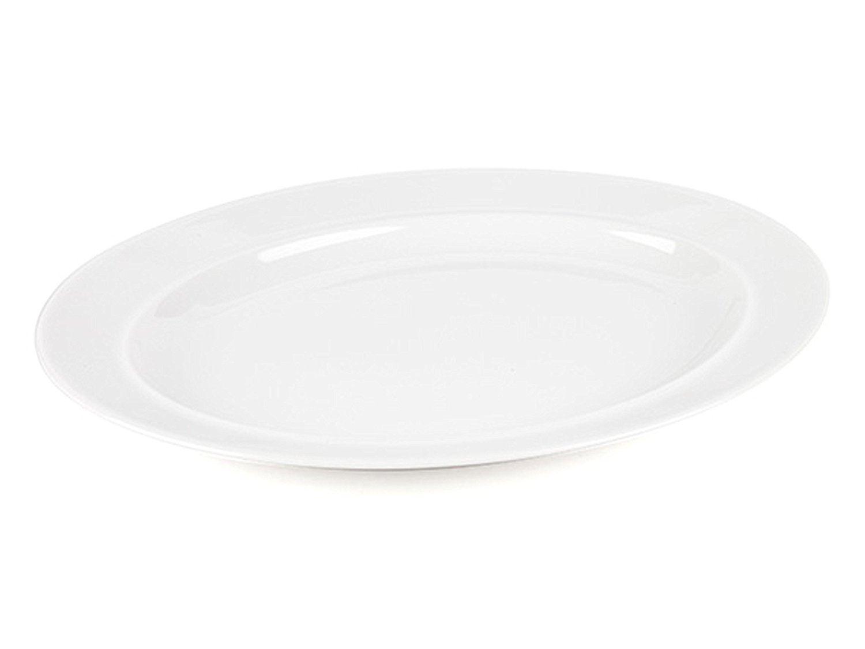 ALESSI-Porcelain-Crockery-Ceramic-China-Dinner-Plate-Set-  sc 1 st  eBay & ALESSI Porcelain Crockery Ceramic China Dinner Plate Set Side ...