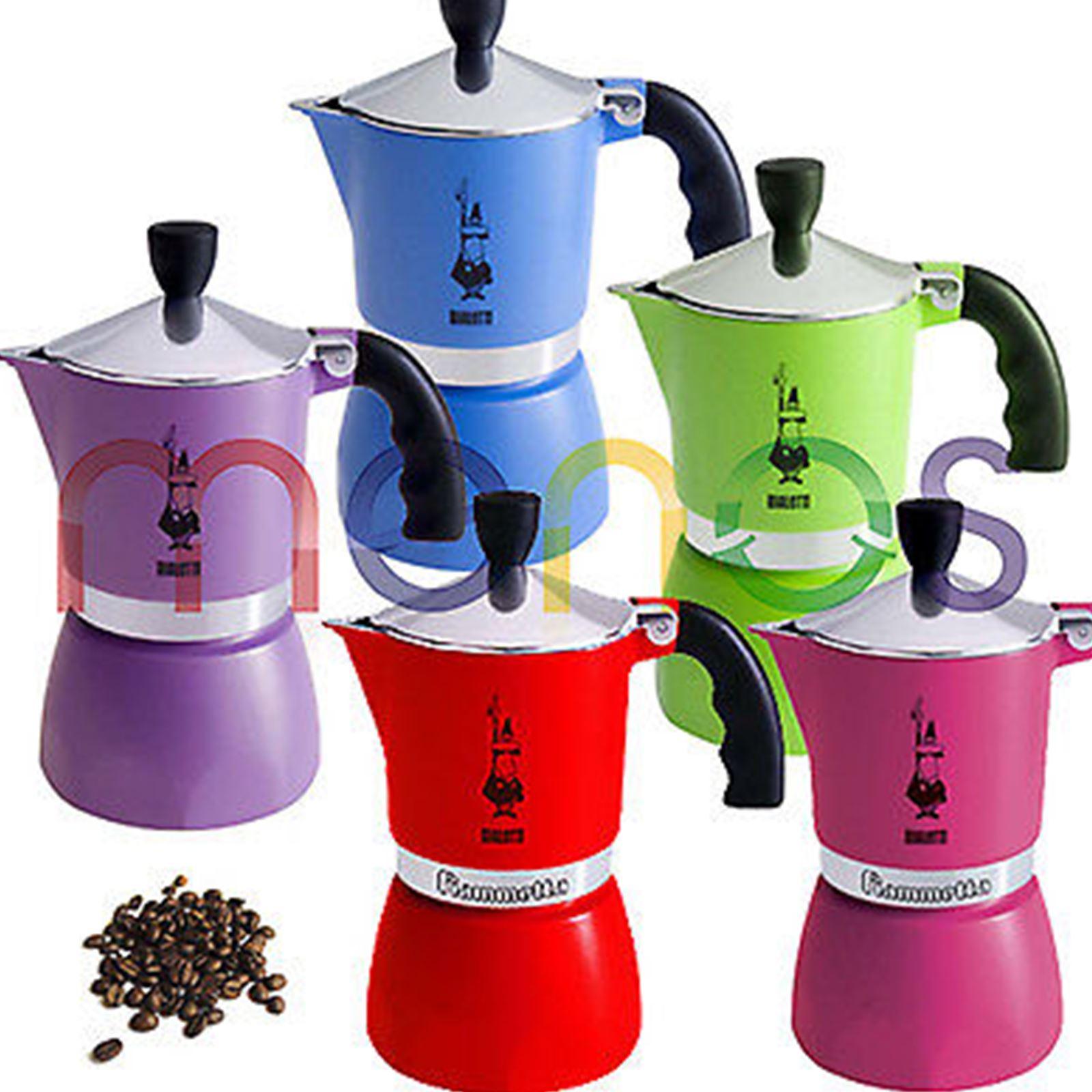 Coffee Maker Made In England : Bialetti Fiammetta 3 Cup Stove Top Italian Espresso Coffee Maker / Moka Pot eBay
