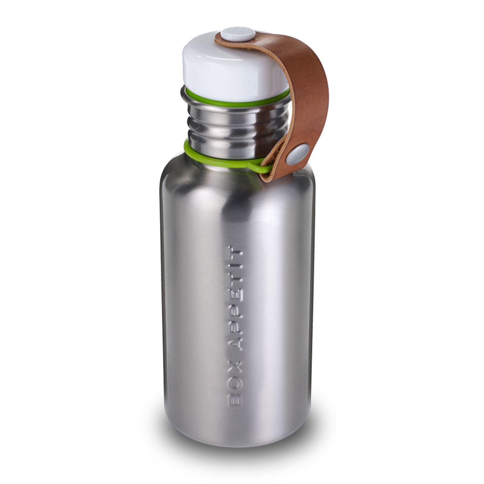 Black & Blum Stainless Steel Steel Steel Water Bottle 500ml - Flask Sport Bottle 71171f