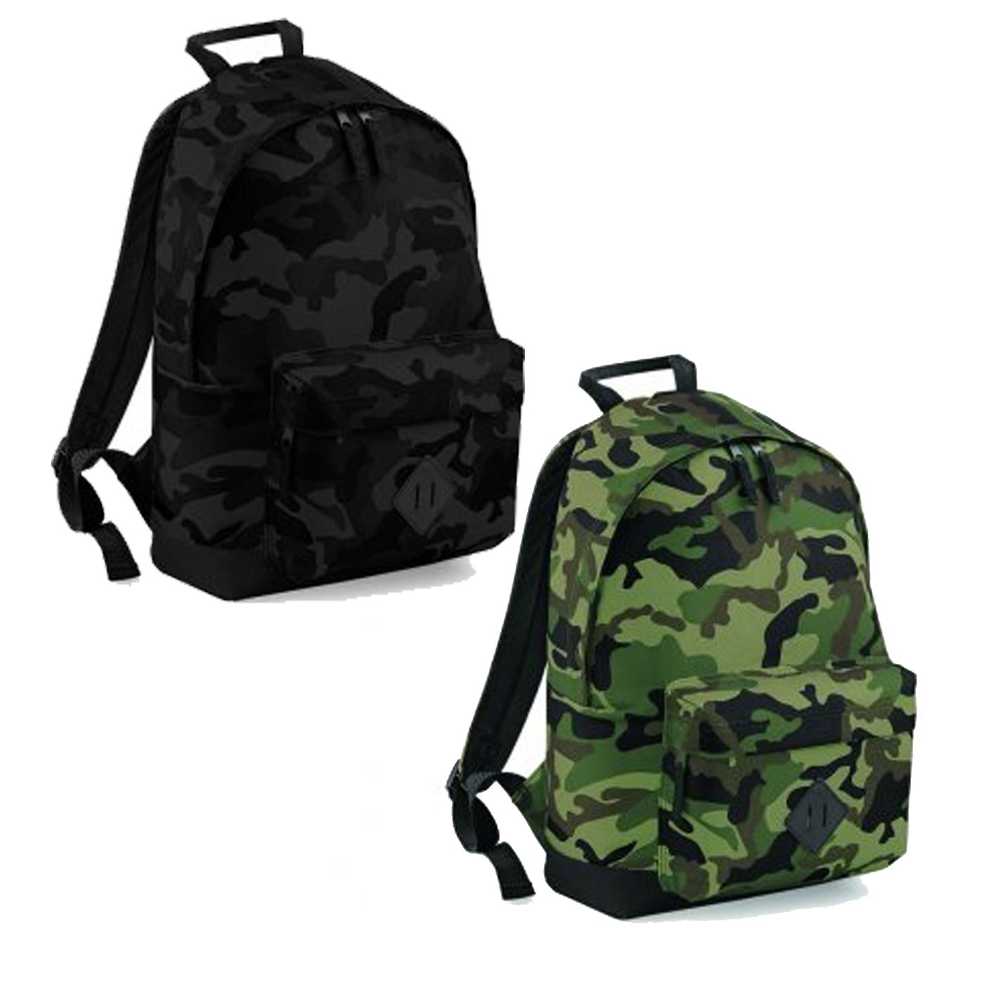 Camouflage Backpack With Wheels- Fenix Toulouse Handball ea4f95eac2ac4