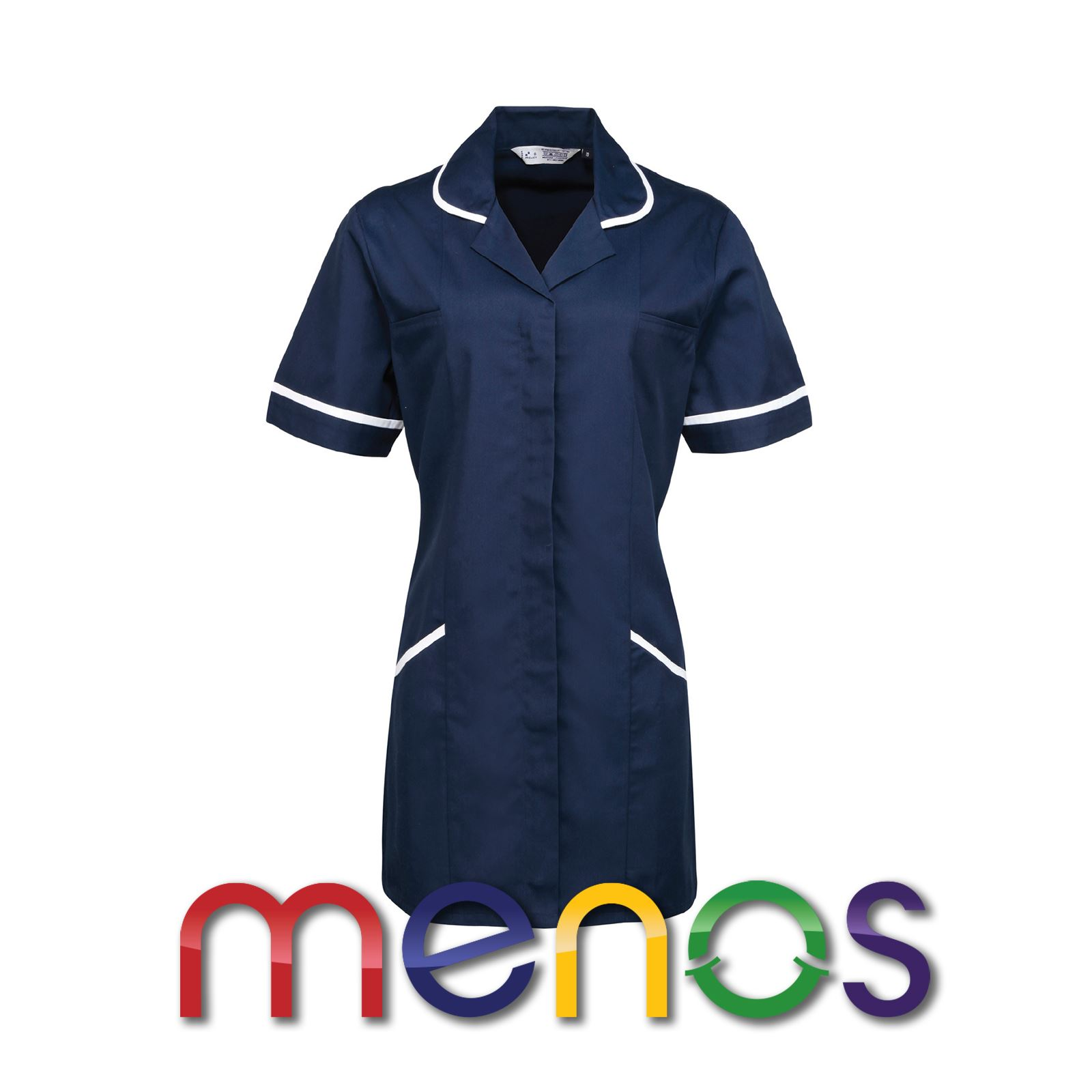 Premier ladies vitality healthcare tunic pr604 spa for Spa uniform amazon