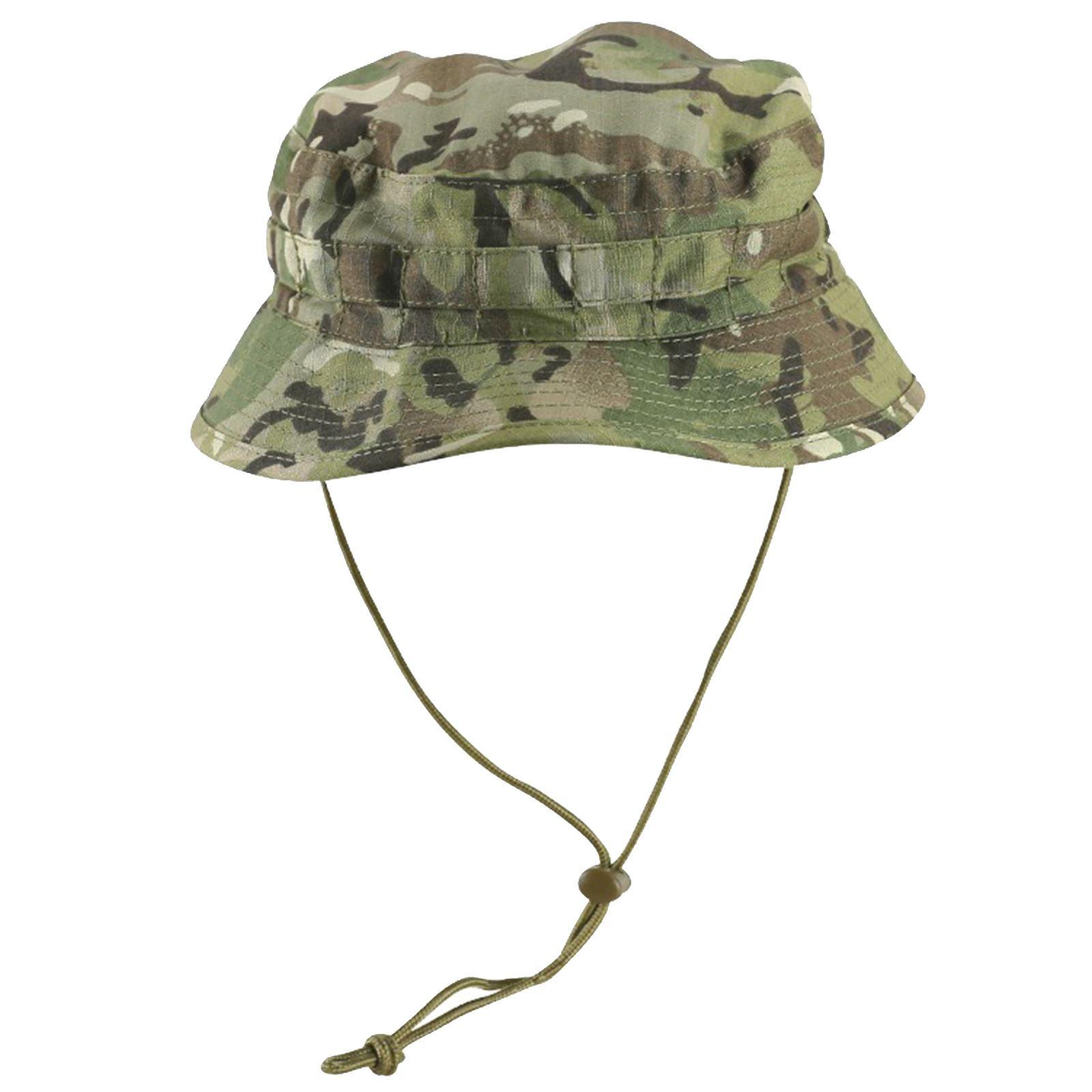 British Special Forces Terrain Pattern BTP Bush Hat Short Brimmed Boonie Gents