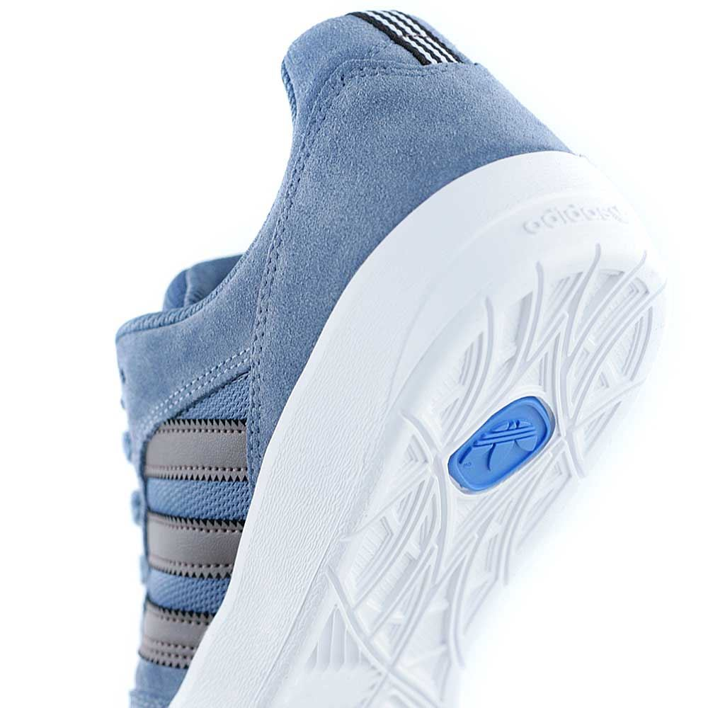Adidas Skateboarding Suciu ADV II Raw Steel Brown Feather White Skate Shoes  NEW bebe13a61