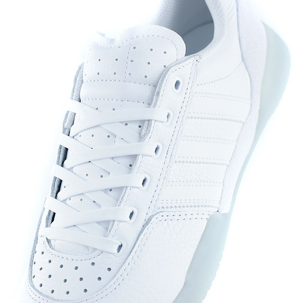 ce5b64bd703 £79.95. Adidas Skateboarding City Cup Feather White Gold Metallic Skate  Shoes ...