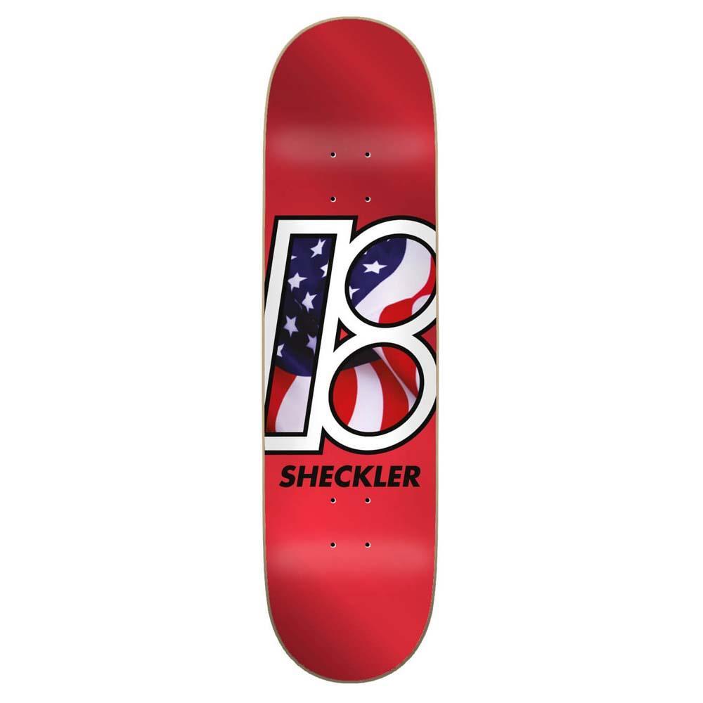 8.25 Trevor McClung Sunset Skateboard Deck Plan B