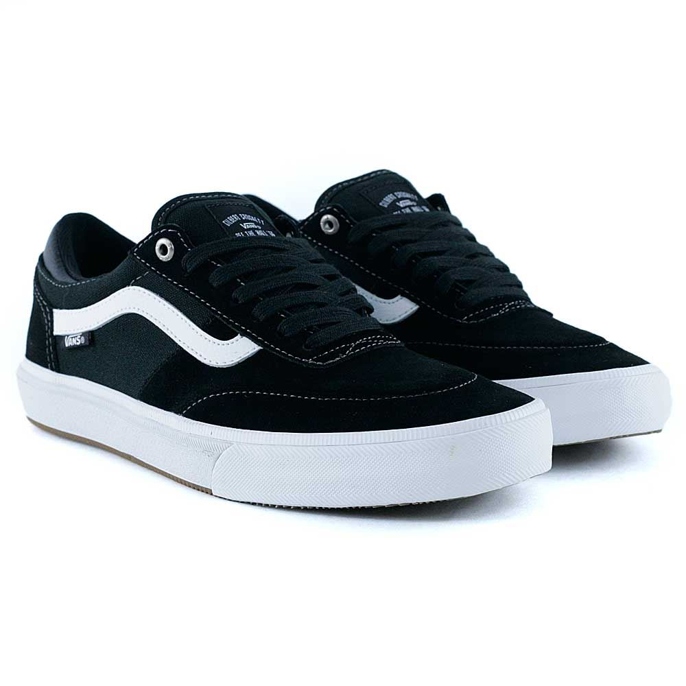 f14edcd851 Vans Gilbert Crockett 2 Pro Black White
