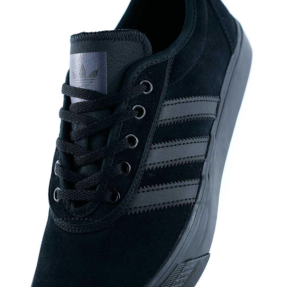 purchase cheap f5782 b371e Adidas Skateboarding Adi Ease Core Black Core Black Skate Shoes NEW
