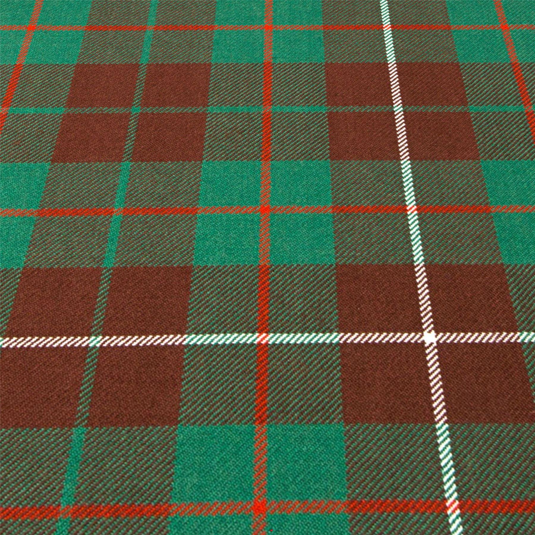 Heavy Weight Material 16oz Fabric Robertson Hunting Ancient Tartan 1 Metre
