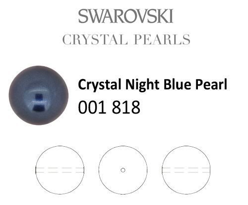 Genuine-SWAROVSKI-5810-Crystal-Round-Pearls-All-Sizes-amp-Colors thumbnail 64