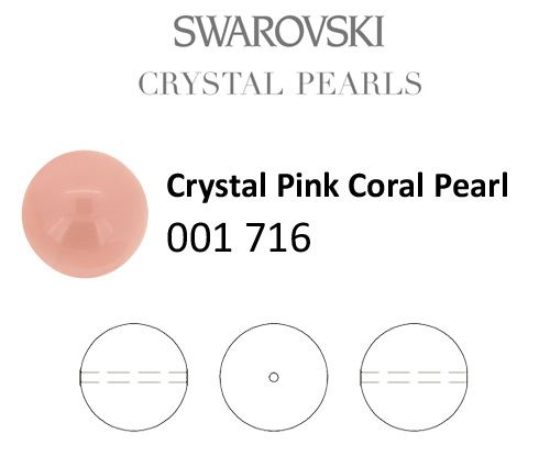Genuine-SWAROVSKI-5810-Crystal-Round-Pearls-All-Sizes-amp-Colors thumbnail 72
