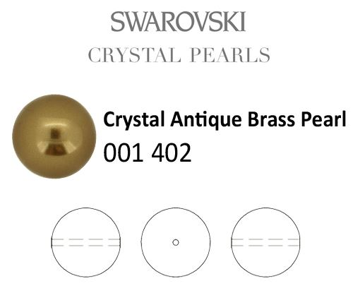 Genuine-SWAROVSKI-5810-Crystal-Round-Pearls-All-Sizes-amp-Colors thumbnail 4