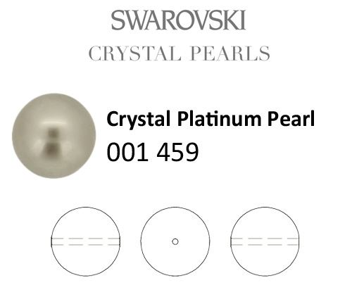 Genuine-SWAROVSKI-5810-Crystal-Round-Pearls-All-Sizes-amp-Colors thumbnail 74