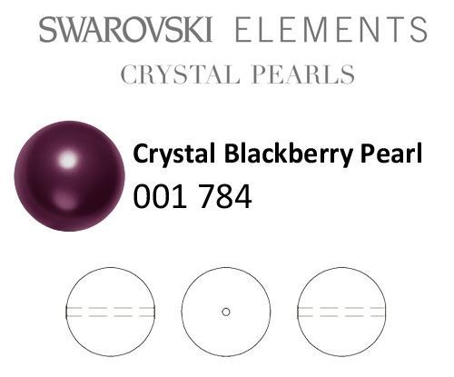 Genuine-SWAROVSKI-5810-Crystal-Round-Pearls-All-Sizes-amp-Colors thumbnail 8