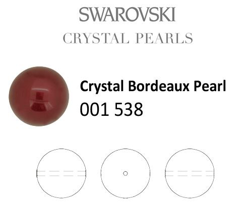 Genuine-SWAROVSKI-5810-Crystal-Round-Pearls-All-Sizes-amp-Colors thumbnail 10